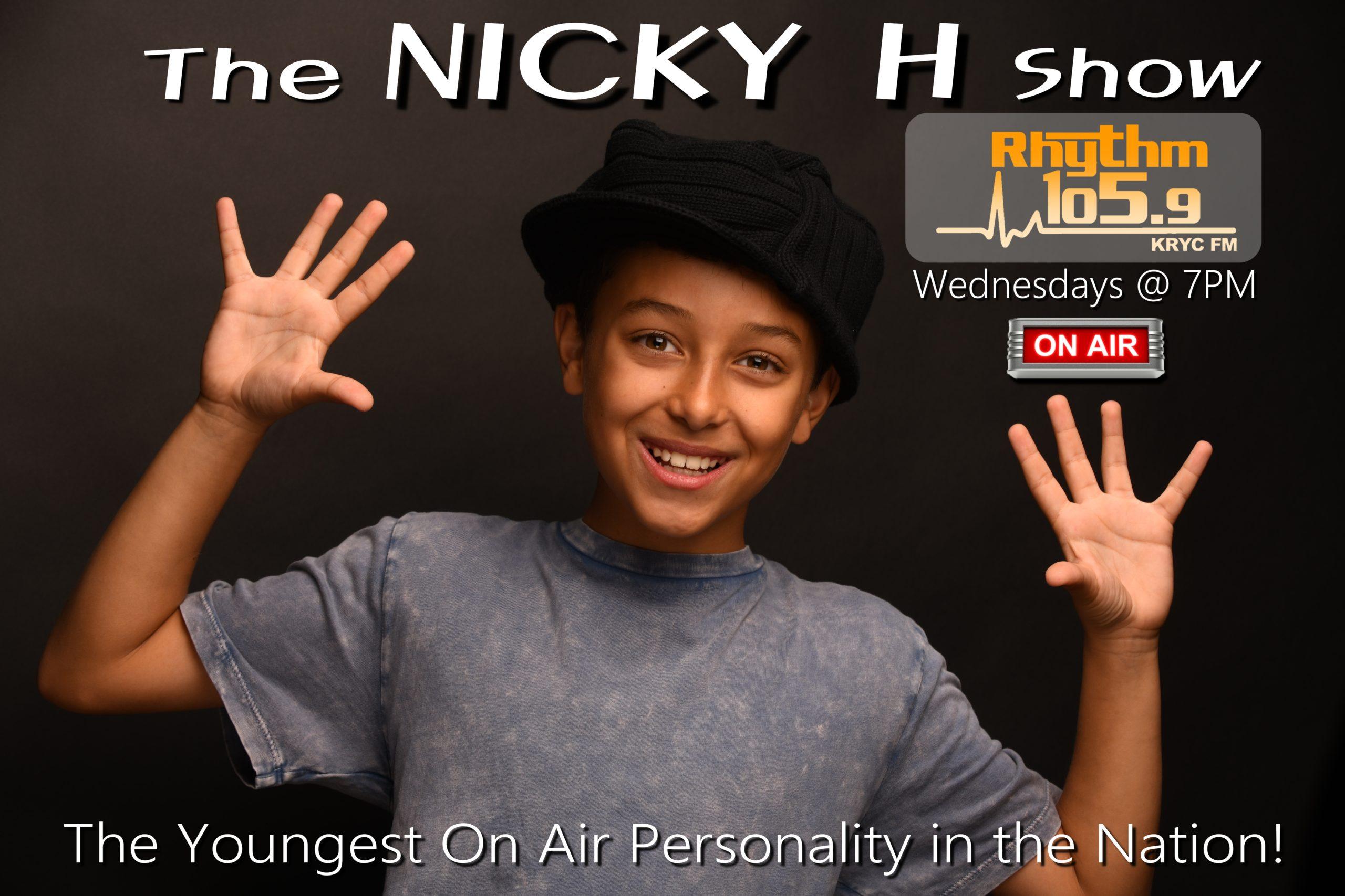 Nicky H On The Radio