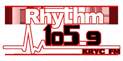 RHYTHMLOGO1 REDWHITE
